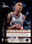 1995 Upper Deck #105  Jason Kidd  Back Thumbnail