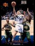 1995 Upper Deck #105  Jason Kidd  Front Thumbnail