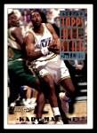 1993 Topps #119   -  Karl Malone All-Star Front Thumbnail