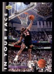 1992 Upper Deck #446   -  Harold Miner In Your Face Front Thumbnail