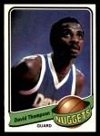 1979 Topps #50  David Thompson  Front Thumbnail