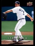2008 Upper Deck First Edition #353  Justin Verlander  Front Thumbnail