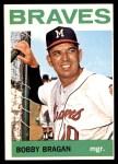 1964 Topps #506  Bobby Bragan  Front Thumbnail