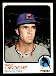 1973 Topps #426  Dave LaRoche  Front Thumbnail