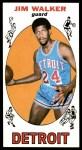 1969 Topps #8  Jimmy Walker  Front Thumbnail