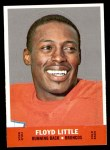 1968 Topps Stand-Ups #14  Floyd Little  Front Thumbnail