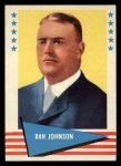 1961 Fleer #48  Ban Johnson  Front Thumbnail