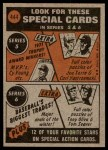 1972 Topps #444   -  Ken Henderson In Action Back Thumbnail