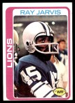 1978 Topps #467  Ray Jarvis  Front Thumbnail