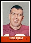 1968 Topps Stand-Ups #22  Norm Snead  Front Thumbnail