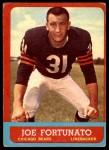 1963 Topps #69  Joe Fortunato  Front Thumbnail