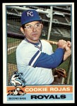 1976 Topps #311  Cookie Rojas  Front Thumbnail