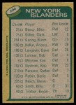 1980 Topps #204   -  Mike Bossy Islanders Leaders Back Thumbnail