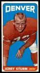 1965 Topps #64  Jerry Sturm  Front Thumbnail