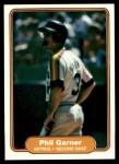 1982 Fleer #216  Phil Garner  Front Thumbnail