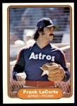1982 Fleer #220  Frank LaCorte  Front Thumbnail
