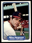 1982 Fleer #368  Mike Hargrove  Front Thumbnail