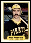 1982 Fleer #477  Kurt Bevacqua  Front Thumbnail