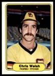 1982 Fleer #584  Chris Welsh  Front Thumbnail