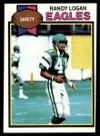 1979 Topps #424  Randy Logan  Front Thumbnail