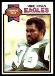 1979 Topps #403  Mike Hogan  Front Thumbnail