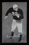 1948 Exhibits Black and White  Norm Standlee  Front Thumbnail