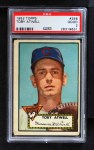 1952 Topps #356  Toby Atwell  Front Thumbnail