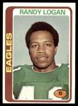 1978 Topps #151  Randy Logan  Front Thumbnail