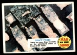 1969 Topps Man on the Moon #48 B  Space Food Front Thumbnail