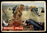 1956 Topps Davy Crockett #79   Russel Falls  Front Thumbnail