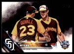 2016 Topps Update #52  Wil Myers  Front Thumbnail