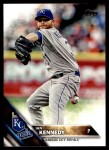 2016 Topps Update #212  Ian Kennedy  Front Thumbnail