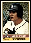 1976 Topps #483  Mickey Stanley  Front Thumbnail
