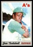1970 Topps #481  Jose Tartabull  Front Thumbnail