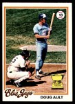 1978 Topps #267  Doug Ault  Front Thumbnail