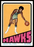 1972 Topps #113  Herm Gilliam   Front Thumbnail