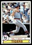 1979 Topps #316  Milt May  Front Thumbnail