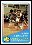 1972 Topps #170   -  Archie Clark  NBA All-Star - 2nd Team Front Thumbnail