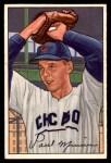 1952 Bowman #211  Paul Minner  Front Thumbnail