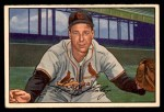 1952 Bowman #50  Gerry Staley  Front Thumbnail