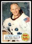 1969 Topps Man on the Moon #52 B  -  Edwin Aldrin Astronaut Aldrin Front Thumbnail