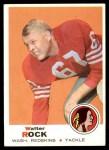 1969 Topps #136  Walter Rock  Front Thumbnail