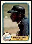 1981 Fleer #101  Ruppert Jones  Front Thumbnail