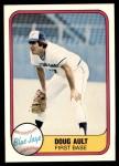 1981 Fleer #424  Doug Ault  Front Thumbnail