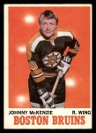 1970 O-Pee-Chee #6  John McKenzie  Front Thumbnail