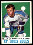 1970 O-Pee-Chee #214  Frank St.Marseille  Front Thumbnail
