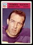 1966 Philadelphia #111  Tommy Mason  Front Thumbnail