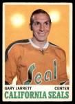 1970 O-Pee-Chee #75  Gary Jarrett  Front Thumbnail