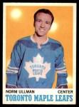 1970 O-Pee-Chee #110  Norm Ullman  Front Thumbnail