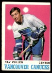 1970 O-Pee-Chee #228  Ray Cullen  Front Thumbnail